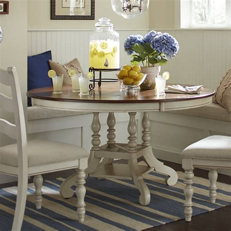 Dalton Round Extending Dining Table Reviews Birch Lane