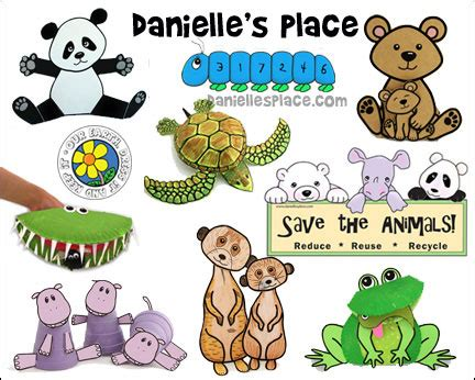 Danielle s Place of Crafts and Activities Fun Crafts for