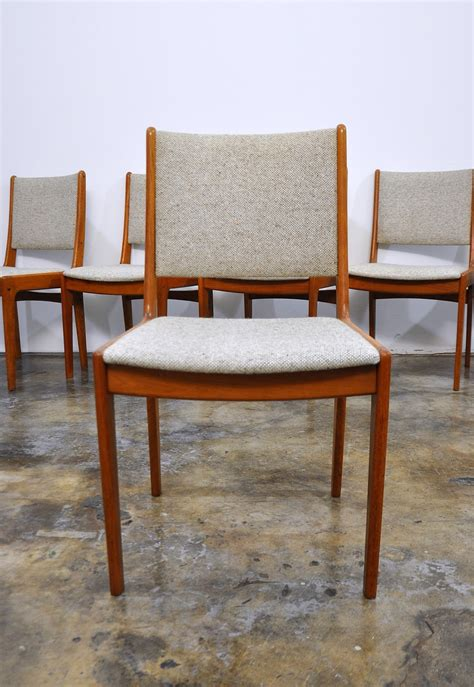 Danish Dining Furniture Dining tables Dining chairs and