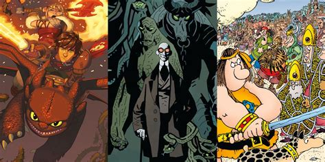 Dark Horse Comics October 2017 Solicitations CBR