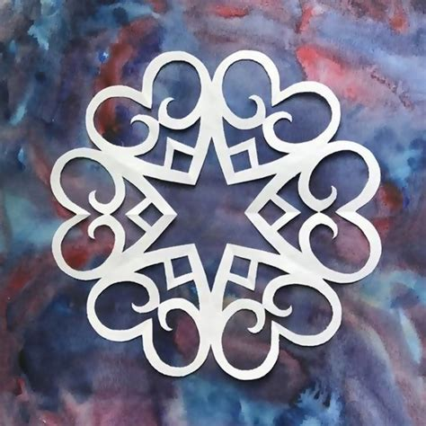 Dave s Paper Snowflake Patterns