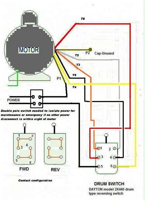 Dayton Wiring Diagrams