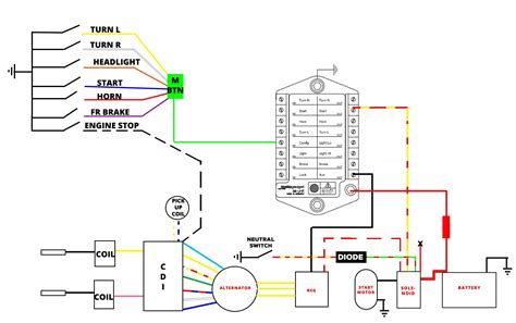 6 pin dc cdi wiring diagram images motorcycle cdi ignition wiring dc cdi wiring diagram in addition 6 pin dc wiring