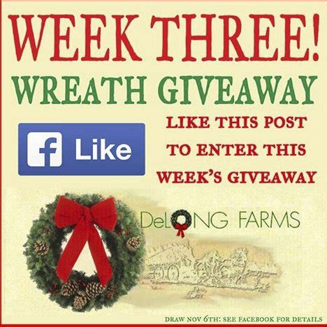DeLong Farms Christmas Trees and Wreaths