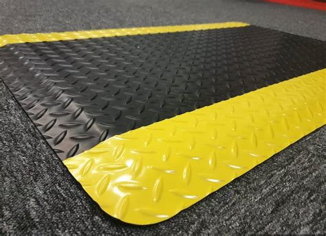 Decora Provides Anti Static or Static Controlled Flooring