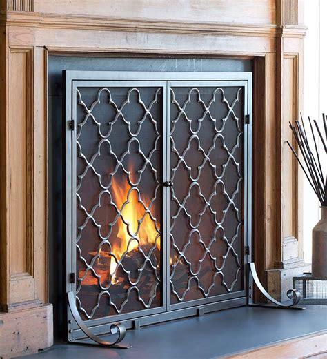 Decorative Fireplace Guards Screens Fireplace Doors