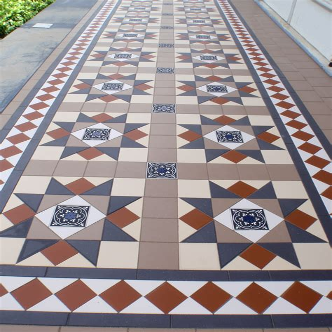 Decorative tiles The Victorian Society
