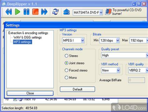 DeepBurner Powerful CD and DVD Burning Package