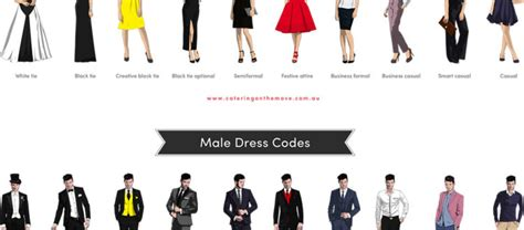 Defining Dress Codes What to Wear for Every Occasion