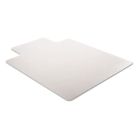 Deflecto 36 x 48 DuraMat Use Chair Mat for Low Pile