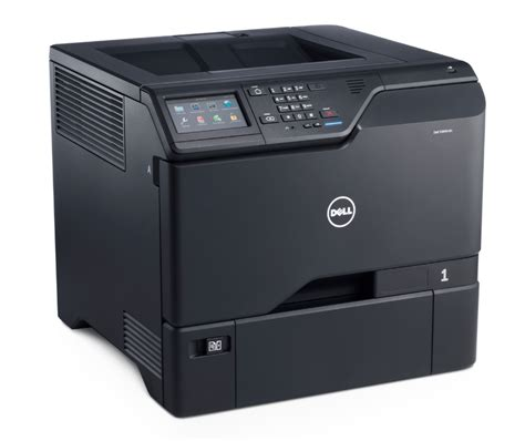 Dell Color Smart Printer S5840Cdn Review computershopper