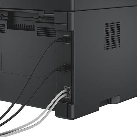 Dell E525w Wireless Color All in One Laser Printer Black