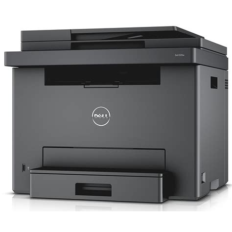 Dell e525W All in One Color Laser Printer Scanner Quill
