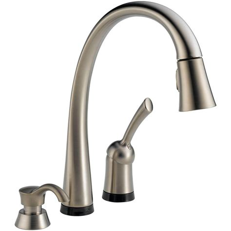 Delta Kitchen Faucets at FaucetDirect