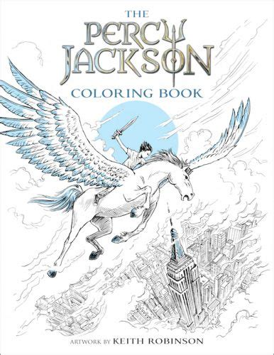 Demigods Brandish Your Colored Pencils PJColoringBook