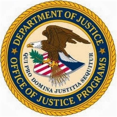 Department of Justice GPO