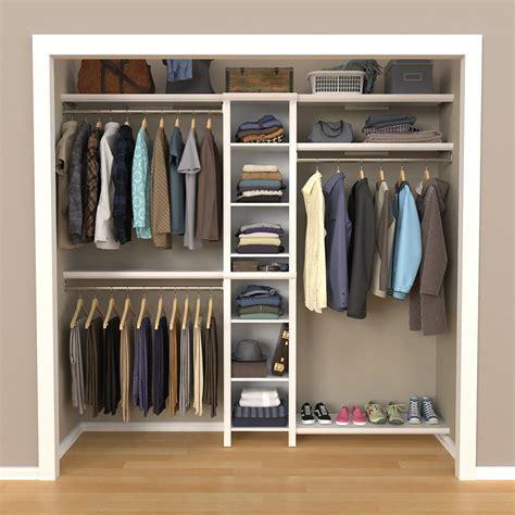 Design Your Own Closet ClosetMaid Home and Closet Organizers