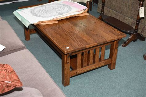 Design a Mission coffee table Canadian Home Workshop