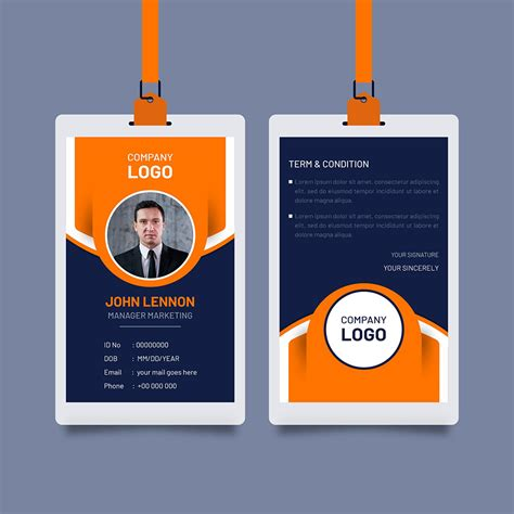 Design and print ID cards business cards birthday