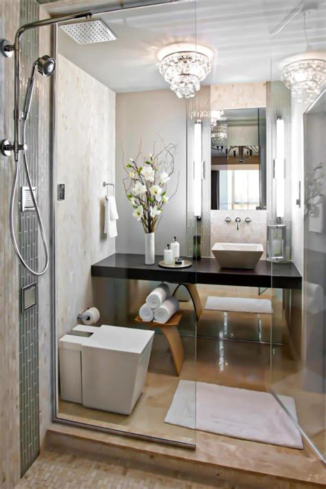 Design ideas for small bathrooms Real Homes