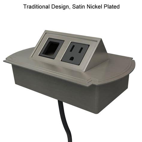 Desk Power Outlet Desk Power Socket CableOrganizer