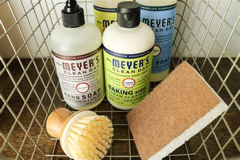Detergent Residue Healthier Cleaning Products