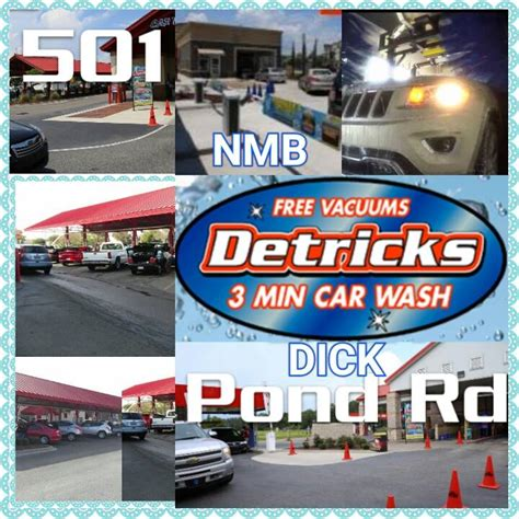 Detrick s Premier Car Wash of Myrtle Beach Myrtle Beach