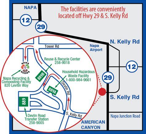 Devlin Road Recycling Transfer Facility Napa Recycling