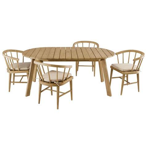 Dexter Outdoor Expandable Dining Table west elm