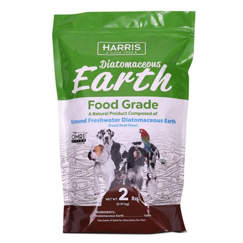 Diatomaceous Earth for Pets and Animals