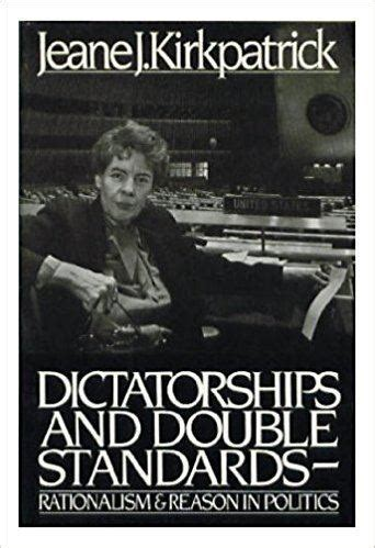 Dictatorships Double Standards Commentary Magazine