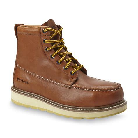 DieHard Men s SureTrack 6 Leather Soft Toe Work Boot