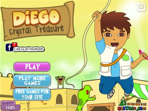 Diego Games Play Online Diego and Dora Games