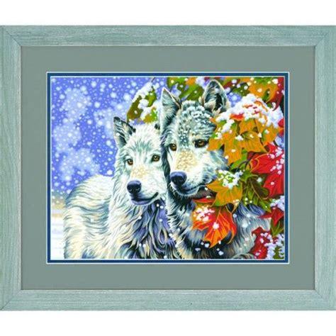 Dimensions Paintworks Royal Langnickel Reeves painting