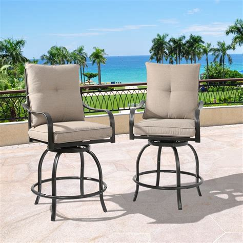 Dining Chairs Bar Stools High Tables Outdoor Patio