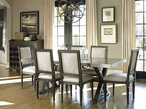 Dining Dining Berkeley Dining Table with Stainless