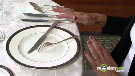Dining Etiquette For Beginners YouTube