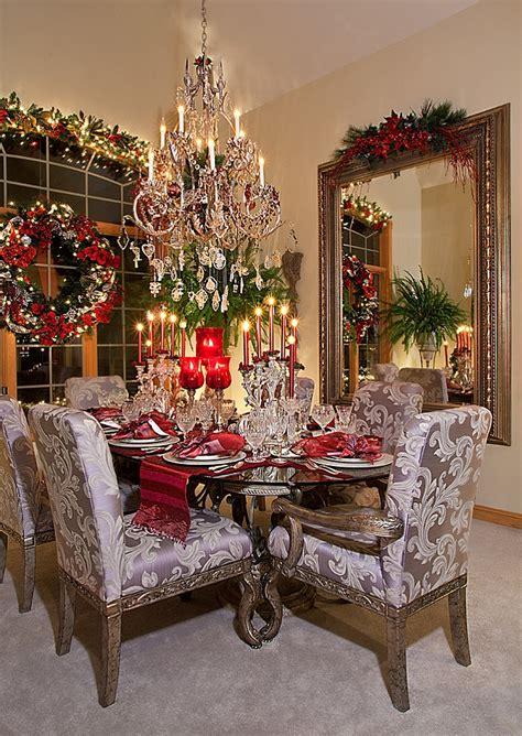 Dining Room Christmas Decorating Ideas