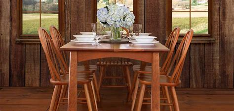 Dining Room Furniture Vermont Woods Studios