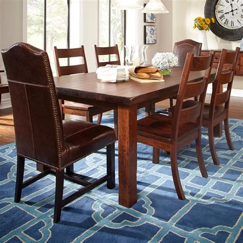 Dining Room Furniture in Solid Wood Amish Outlet Store