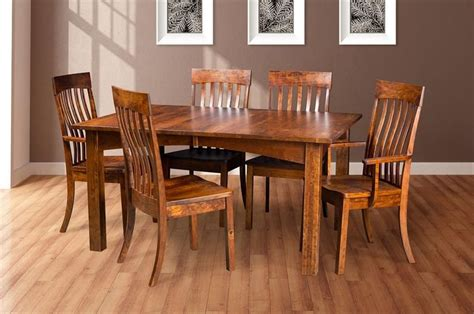 Dining Room Furniture in Solid Wood Save 33 at Amish