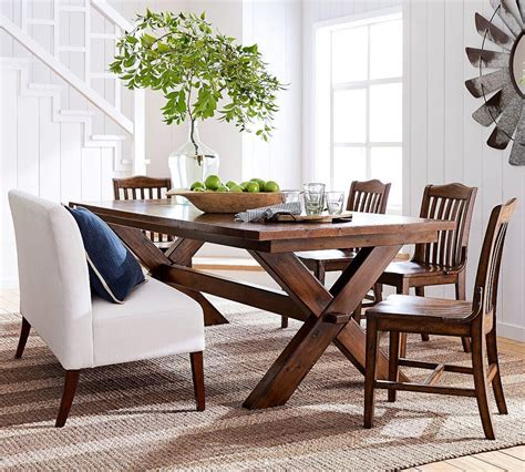 Dining Room Tables Pottery Barn