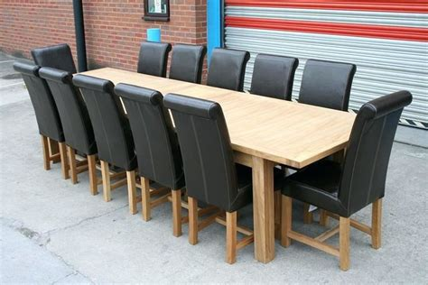 Dining Room Tables for 12 People Smart Home Furniture