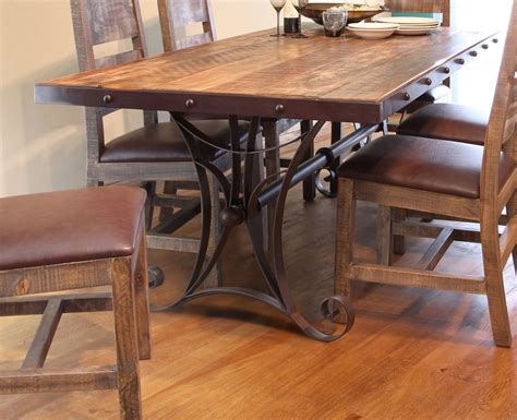 Dining Table Bases Iron Furniture