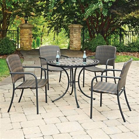 Dining Table Patio Set for 2 Walmart