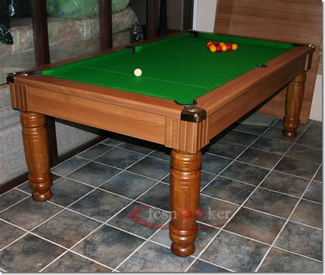 Dining Table Pool Tables UK Manufacturer Oak Walnut