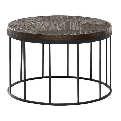 Dining Tables Metal Wooden Coffee Tables Small Round