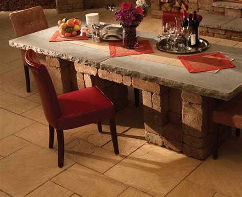 Dining Tables Necessories Kits for Outdoor Living