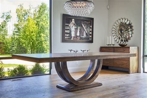 Dining Tables Toronto Solid Wood Dining Table Woodcraft