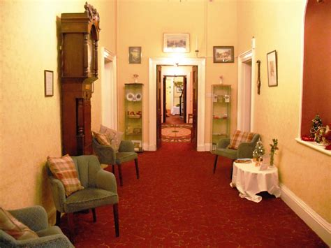 Dining Willersley Castle Christian Guild Hotels